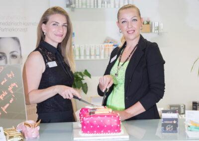 Beauty Bodyforming Sibylle Zanon und Jessica Bolliger